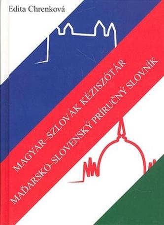 Magyar-szlovák kéziszótár Maďarsko-slovenský príručný slovník