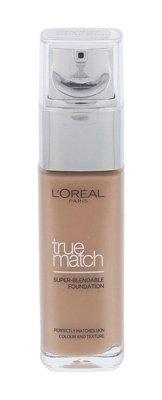 L´Oréal Paris True Match Makeup 30 ml D5-W5 Golden Sand pro ženy