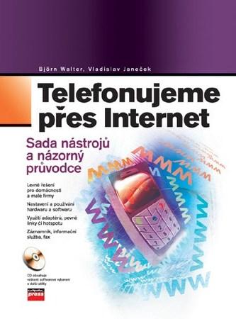 Telefonujeme přes internet + CD ROM
