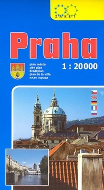 Praha 1 : 20 000