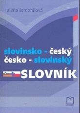 Slovinsko-český česko-slovinský slovník