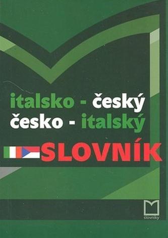 Italsko-český česko-italský slovník - Vlastimila Čechová