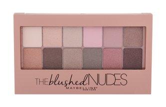 Maybelline The Blushed Nudes Oční stín 9,6 g pro ženy
