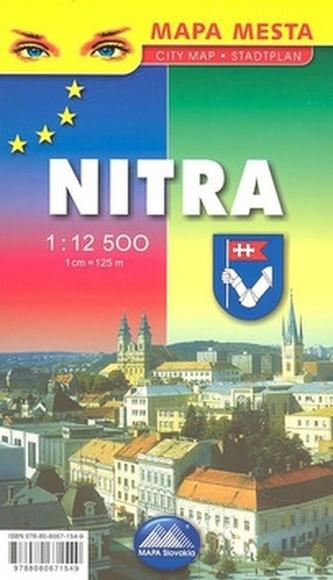 Nitra 1 : 12 500