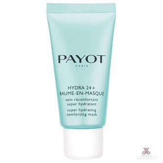 PAYOT Hydra 24+ Pleťová maska Super Hydrating Comforting Mask 50 ml pro ženy