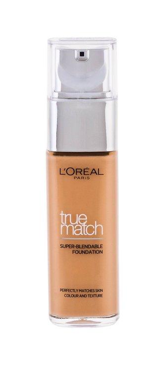 L´Oréal Paris True Match Makeup 30 ml D4-W4 Golden Natural pro ženy