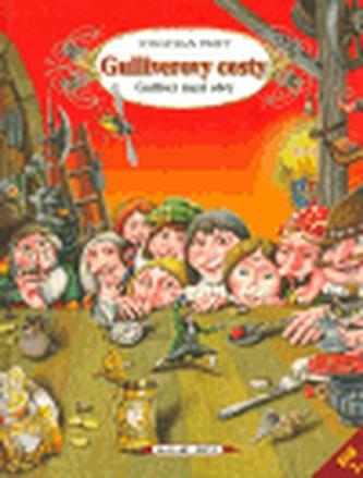 Gulliverovy cesty - Jonathan Swift; Viktor Shatunov