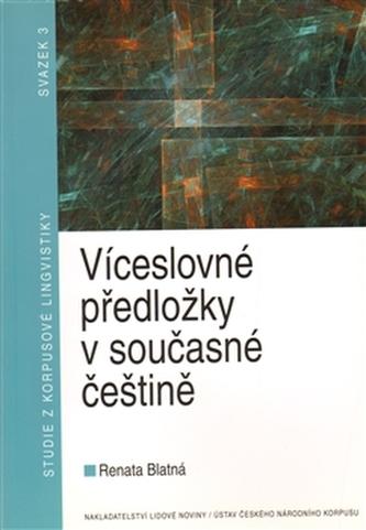 Víceslovné předložky v současné češtině