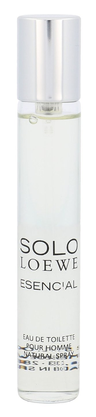 Loewe Solo Loewe Esencial Toaletní voda 15 ml pro muže