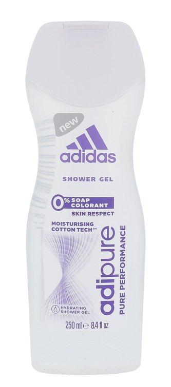Adidas Adipure Sprchový gel 250 ml pro ženy