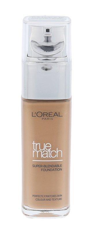 L´Oréal Paris True Match Makeup 30 ml D6.5-W6.5 Golden Toffee pro ženy