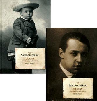 Deníky I a II - Sándor Márai