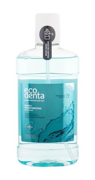 Ecodenta Mouthwash Ústní voda Minty Moisturizing 500 ml unisex