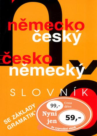 Německo český česko německý slovník se základy gramatiky - Horst Hogh