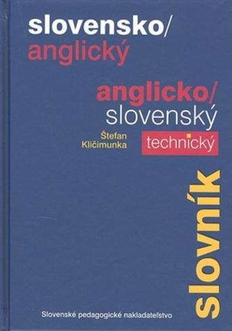 Slovensko/anglický anglicko/slovenský technický slovník