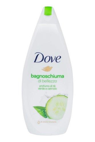 Dove Go Fresh Pěna do koupele Cucumber 700 ml pro ženy