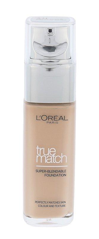 L´Oréal Paris True Match Makeup 30 ml N3 Creamy Beige pro ženy