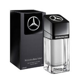Mercedes-Benz Mercedes-Benz Select Toaletní voda 100 ml pro muže
