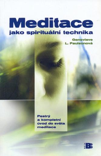 Meditace jako spirituální technika