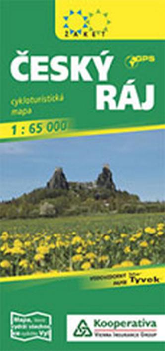 Český Ráj 1: 65 000