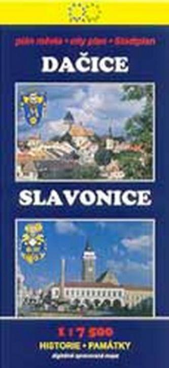 Dačice, Slavonice 1: 7 500
