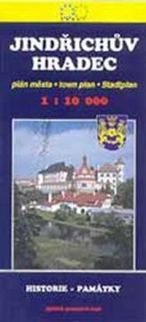 Jindřichův Hradec 1: 10 000
