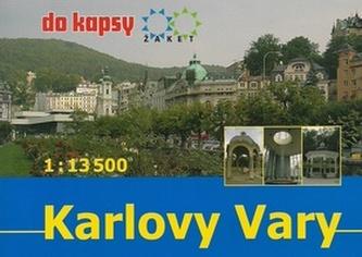 Karlovy Vary do kapsy 1: 13 500