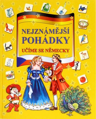 Nejznámější pohádky Učíme se německy