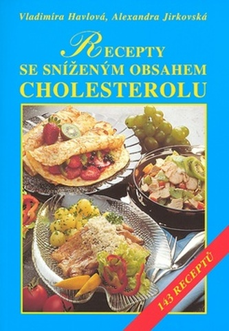 Recepty se sníž.obsahem cholesterolu