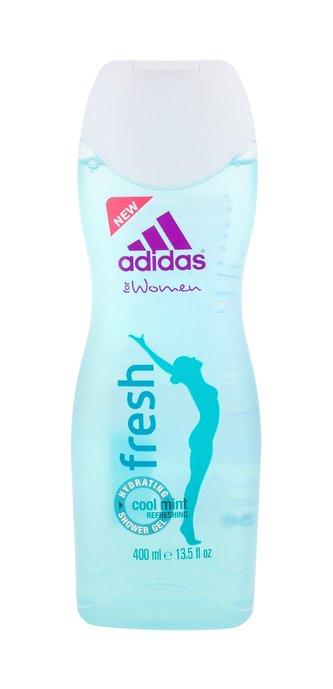 Adidas Fresh For Women Sprchový gel 400 ml pro ženy