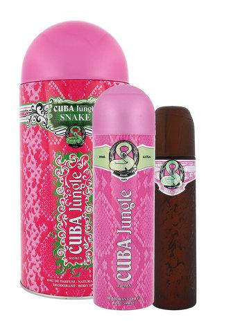 Cuba Jungle Snake parfémovaná voda 100 ml + deodorant 200 ml
