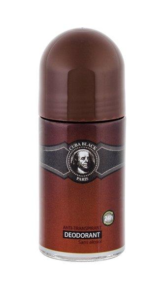 Cuba Black Deodorant 50 ml pro muže