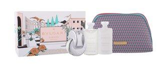 Bvlgari Omnia Crystalline toaletní voda 65 ml + sprchový gel 75 ml + tělové mléko 75 ml + kosmetická