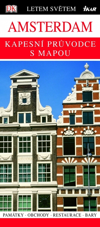 Amsterdam - kapesní průvodce