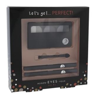 2K Let´s Get paletka očních stínů 6,6 g + aplikátor očních stínů 1 ks + tužka na oči 0,2 g 086 + tuž