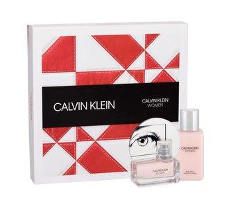 Calvin Klein Calvin Klein Women parfémovaná voda 30 ml + tělové mléko 100 ml