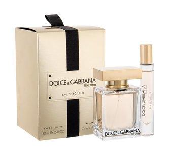 Dolce&Gabbana The One toaletní voda 50 ml + toaletní voda 7,4 ml