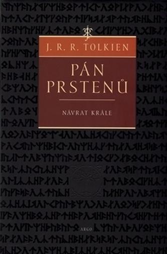 Pán prstenů Návrat krále - J. R. R. Tolkien