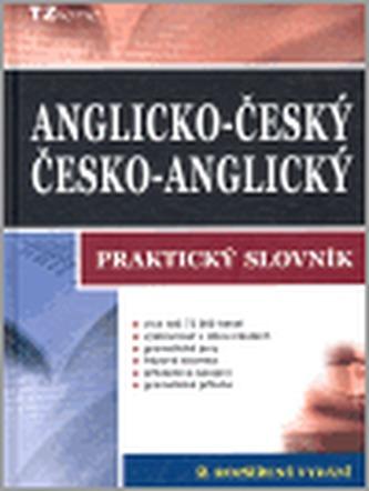 Anglicko-český, česko-anglický praktický slovník + CD-ROM - neuveden