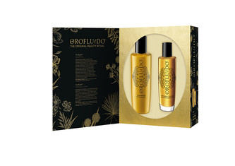 Orofluido Beauty Elixir tekuté zlato Elixir 100 ml + maska na vlasy 250 ml
