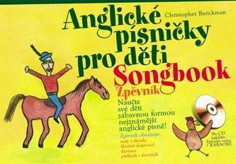Anglické písničky pro děti + CD