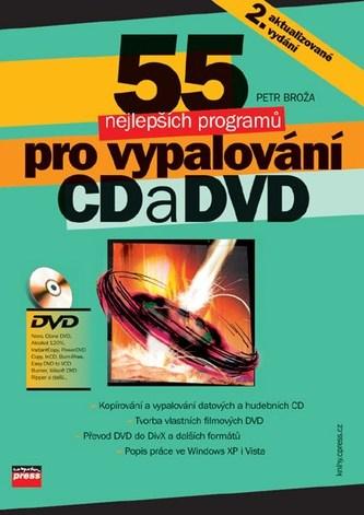 55 nejlepších programů pro vypalování CD a DVD + DVD