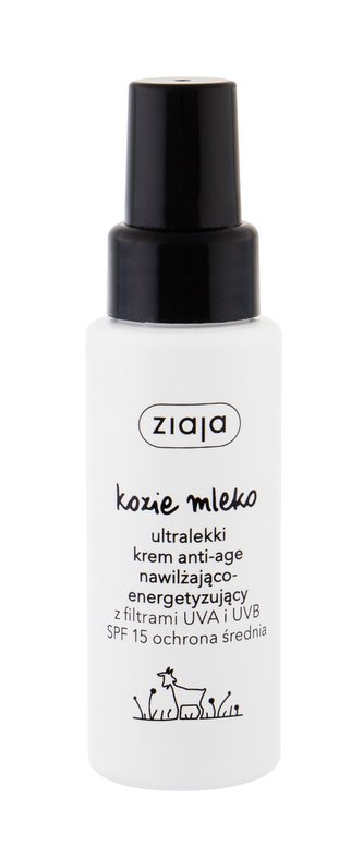 Ziaja Goat´s Milk Denní pleťový krém 50 ml SPF 15 pro ženy