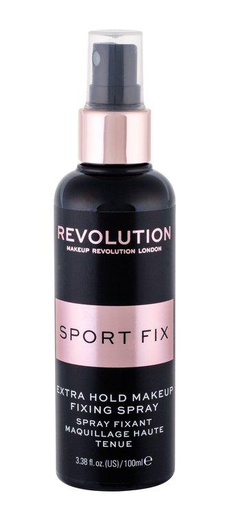 Makeup Revolution London Sport Fix Fixátor makeupu 100 ml pro ženy