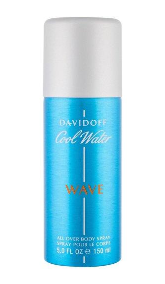 Davidoff Cool Water Deodorant Wave 150 ml pro muže