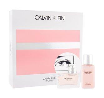 Calvin Klein Calvin Klein Women parfémovaná voda 50 ml + tělové mléko 100 ml