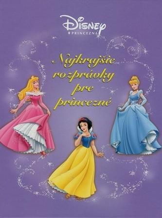 Najkrajšie rozprávky pre princezné
