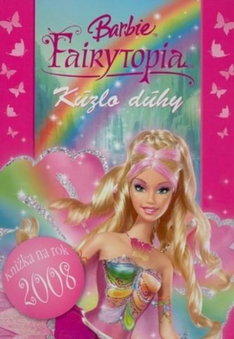 Barbie Knižka na rok 2008