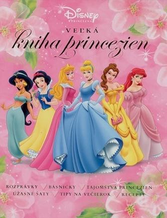 Vežká kniha princezien