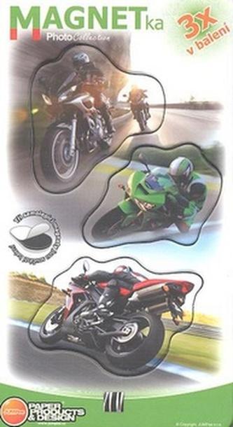 Magnetky Motorky - MF 058